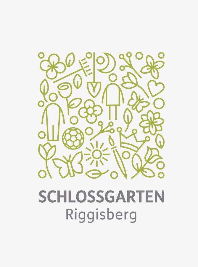 Schlossgarten Riggisberg logo