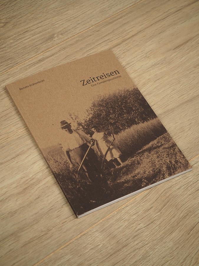 Titelseite Buch Zeitreisen
